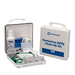 HPS Hanta Virus Clean Up Kit, Plastic Case