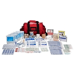 Extreme Sports 390 Piece First Aid Kit, Fabric Case
