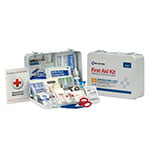 25 Person Metal First Aid Kit, ANSI A+, Type III