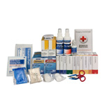 2 Shelf ANSI A+, First Aid Refill, with Medications