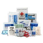 10 Person First Aid Kit, ANSI A, Refill