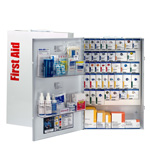 200 Person XXL Metal SmartCompliance General Business First Aid Cabinet without Medications