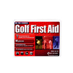 Golf First Aid Kit, 18 Piece, Plastic Case  - LIMITED TIME OFFER!