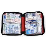 First Aid Kit, 186 Piece, Fabric Case