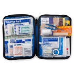 Vehicle First Aid Kit, 143 Piece, Fabric Case