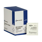 BZK Antiseptic Wipes, 50 per Box
