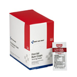 First Aid Burn Cream, 144 per Box