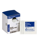SmartCompliance Refill Alcohol Wipes, 20 Per Box