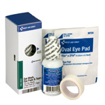 SmartCompliance Refill Eyewash, 1 oz., 2 Eye pads, 1/2