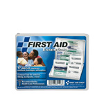 16 Piece Travel First Aid Kit, Plastic Case