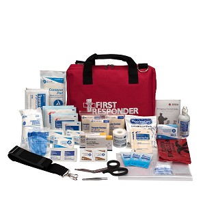First Responder Kit, Medium 120 Piece Bag