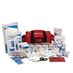 First Responder Kit, Large 158-Piece Bag