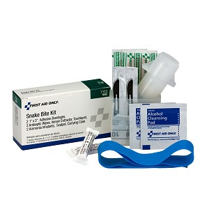 Snake Bite First Aid Kit, 10 pieces  - LIMITED TIME OFFER!