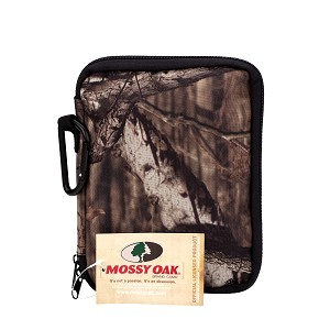Outdoor First Aid Kit, Large Camo Fabric Case