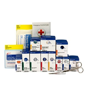 Medium SmartCompliance First Aid Refill Pack, ANSI A