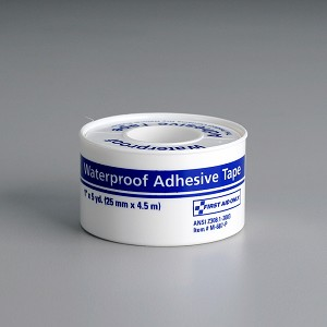 "1""x5 yd. Waterproof First Aid Tape"